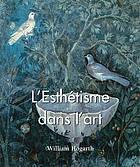 LEsthétisme dans lart  by  William Hogarth