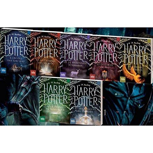 Harry Potter - Lintégrale  by  J.K. Rowling