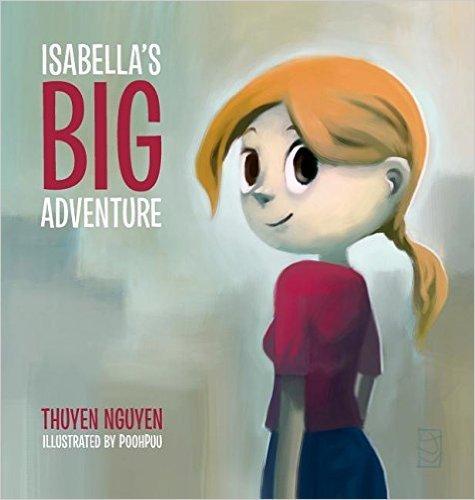 Isabellas Big Adventure  by  Thuyen  Nguyen
