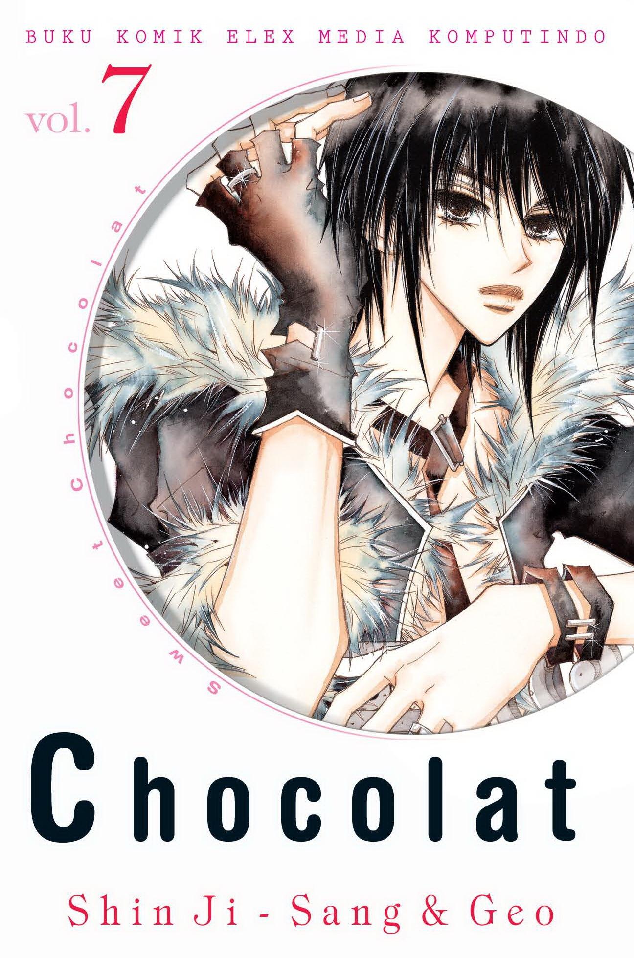 Chocolat vol. 07 (Chocolat, #7) Shin Ji-Sang