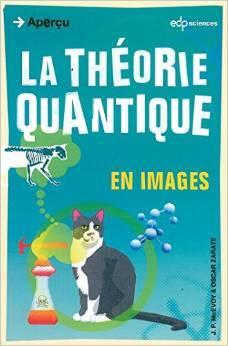 La théorie quantique en images  by  J.P. McEvoy