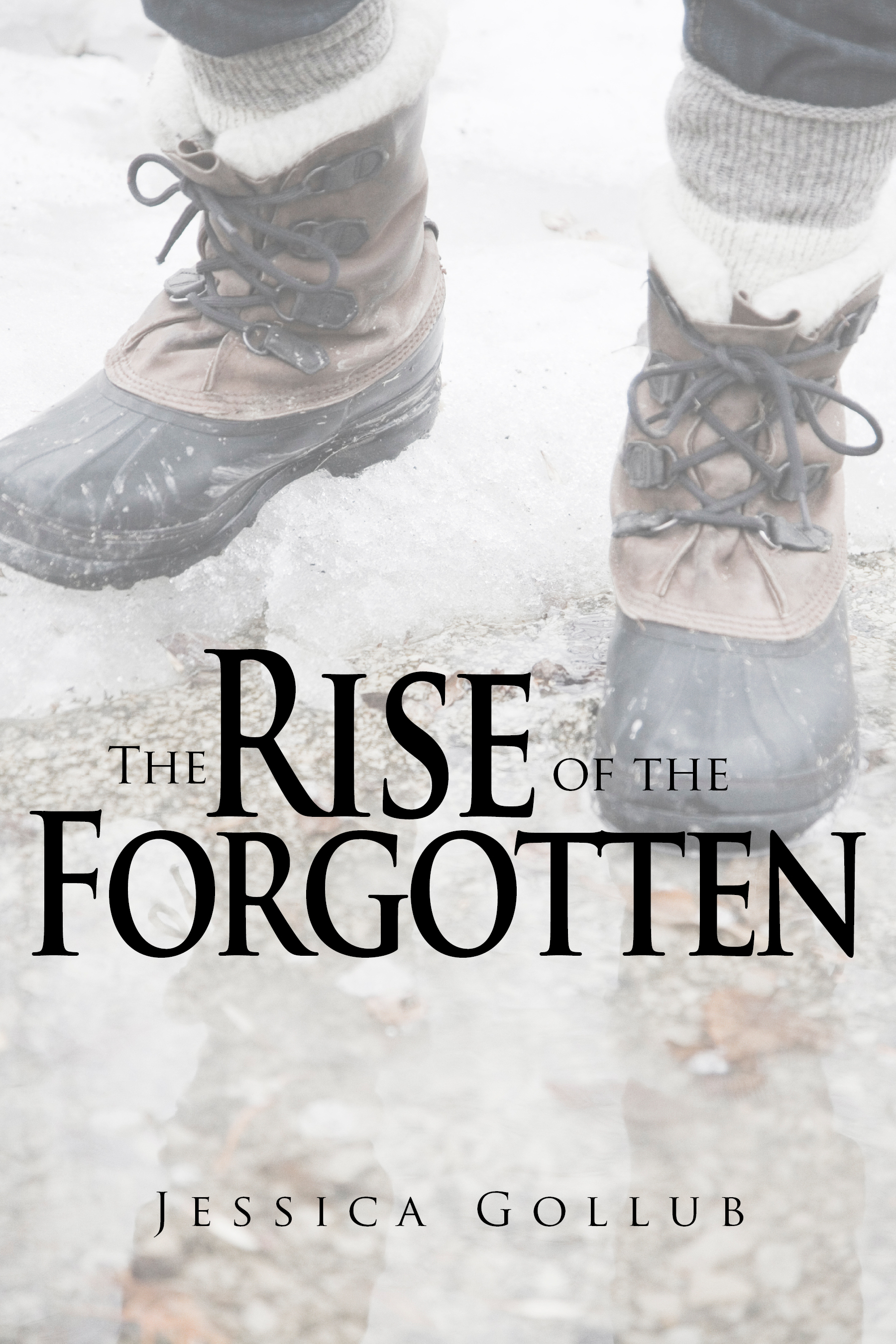 The Rise of the Forgotten (Hummingbird, #3)  by  Jessica Gollub
