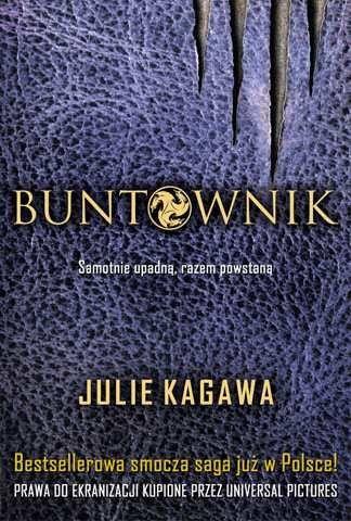 Buntownik (Talon #2)  by  Julie Kagawa
