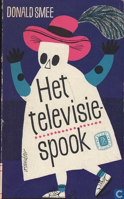 Het televsiespook  by  Donald Smee