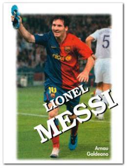 Lionel Messi Arnau Galdeano