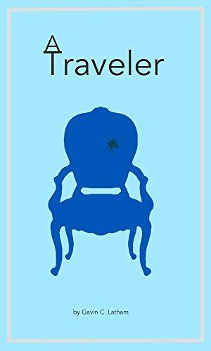 A Traveler  by  Gavin Latham