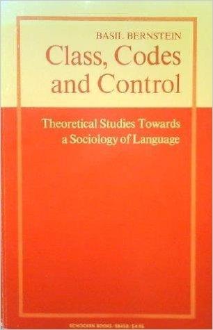 Structuring of Pedagogic Discourse  by  Basil Bernstein