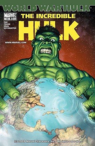 Incredible Hulk (1999-2008) #106 Greg Pak