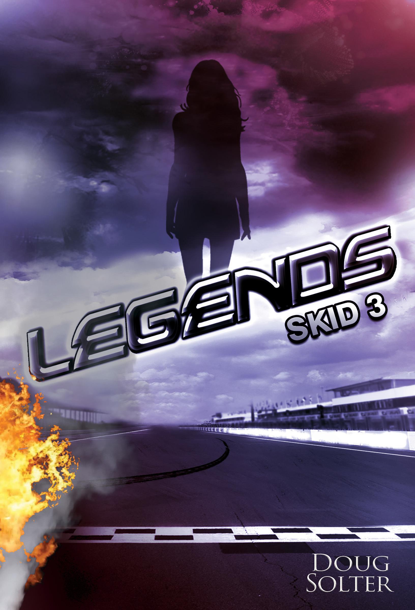 Legends (Skid, #3) Doug Solter