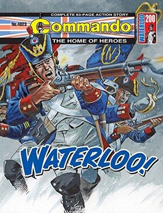 Commando #4823: Waterloo! Ferg Handley