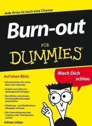 Burn-out für Dummies  by  Adrian Urban