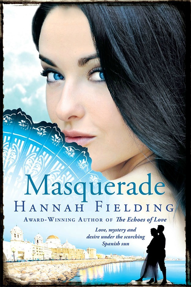 Masquerade (Andalucian Nights, #2)  by  Hannah Fielding