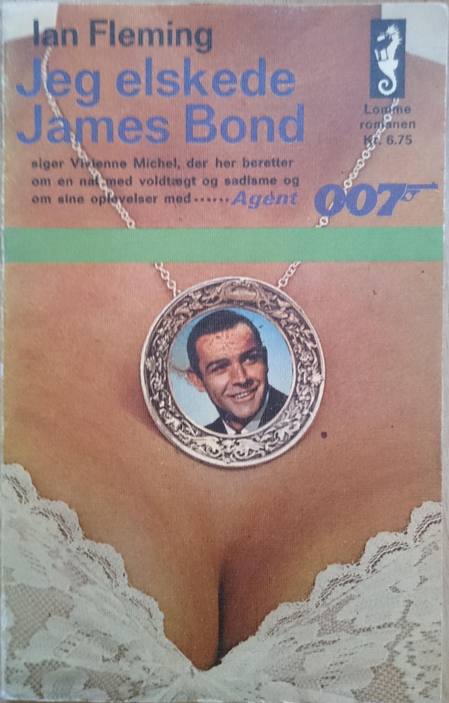 Jeg Elskede James Bond (James Bond, #10) Ian Fleming