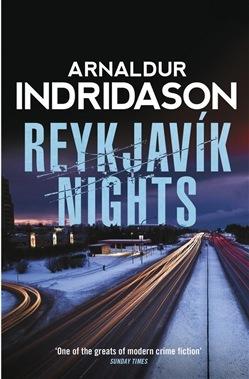 Reykjavík Nights Arnaldur Indriðason