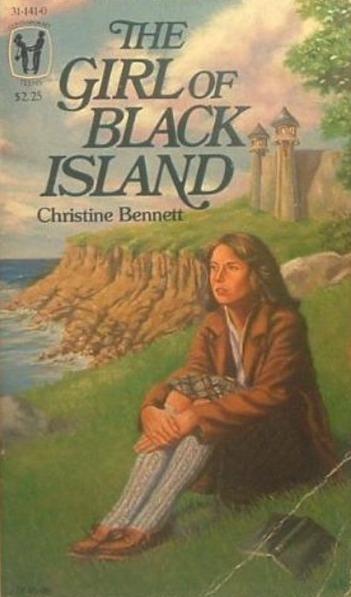The Girl of Black Island  by  Christine Bennett