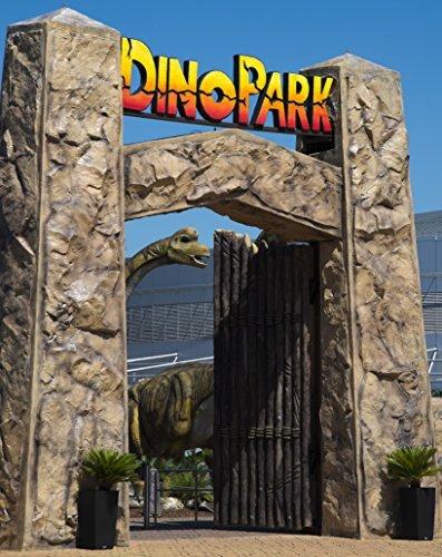 Dinopark in Prague. Photo Gallery Dmitriy Ganich