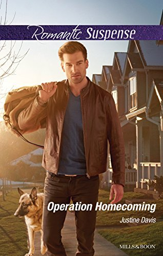Operation Homecoming (Cutters Code Book 6)  by  Justine Davis