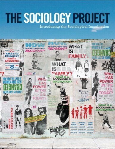 The Sociology Project: Introducing the Sociological Imagination Jeff Manza