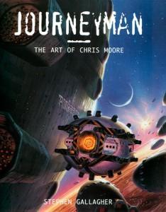 Journeyman: The Art of Chris Moore  by  Chris  Moore