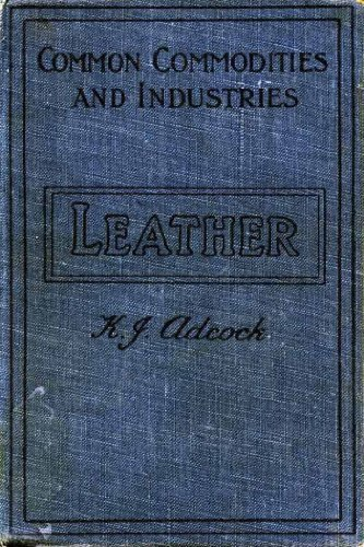 Leather  by  K. J. Adcock