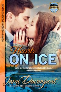 Hearts on Ice Jami Davenport