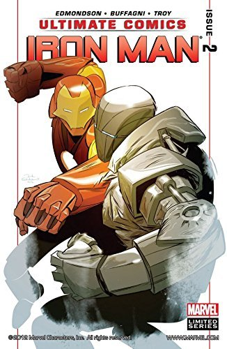 Ultimate Comics Iron Man #2 (of 4)  by  Nathan Edmondson