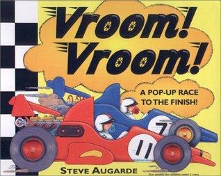 Vroom!vroom!  by  Steve Augarde