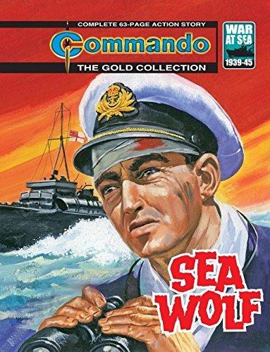 Commando #4736: Sea Wolf Gordon Brunt
