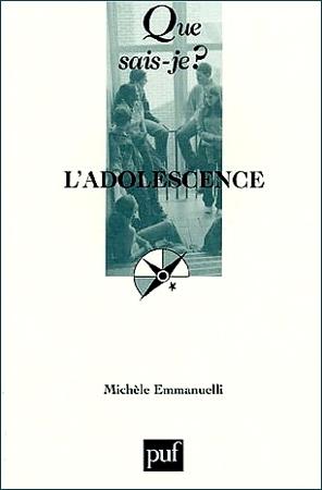 Ladolescence Michèle Emmanuelli