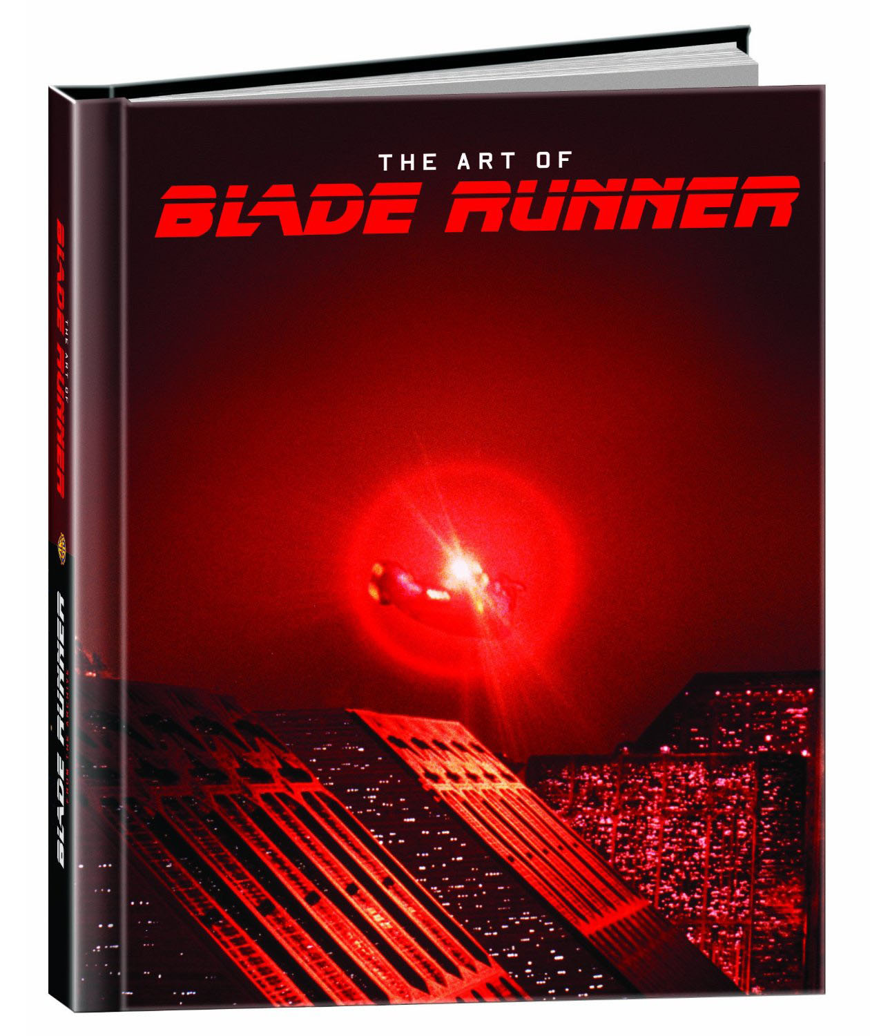 The Art Of Blade Runner Warner Brothers