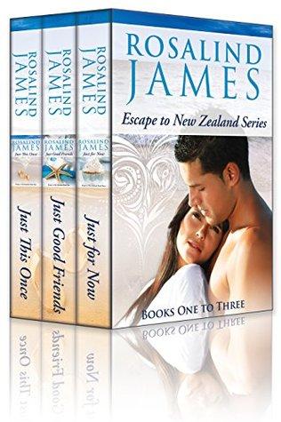 Escape To New Zealand Boxed Set Rosalind  James