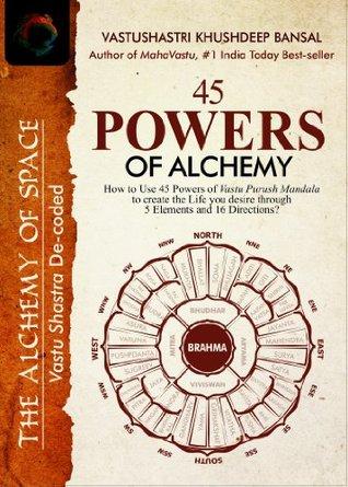 45 Powers of Alchemy VastuShastri Khushdeep Bansal