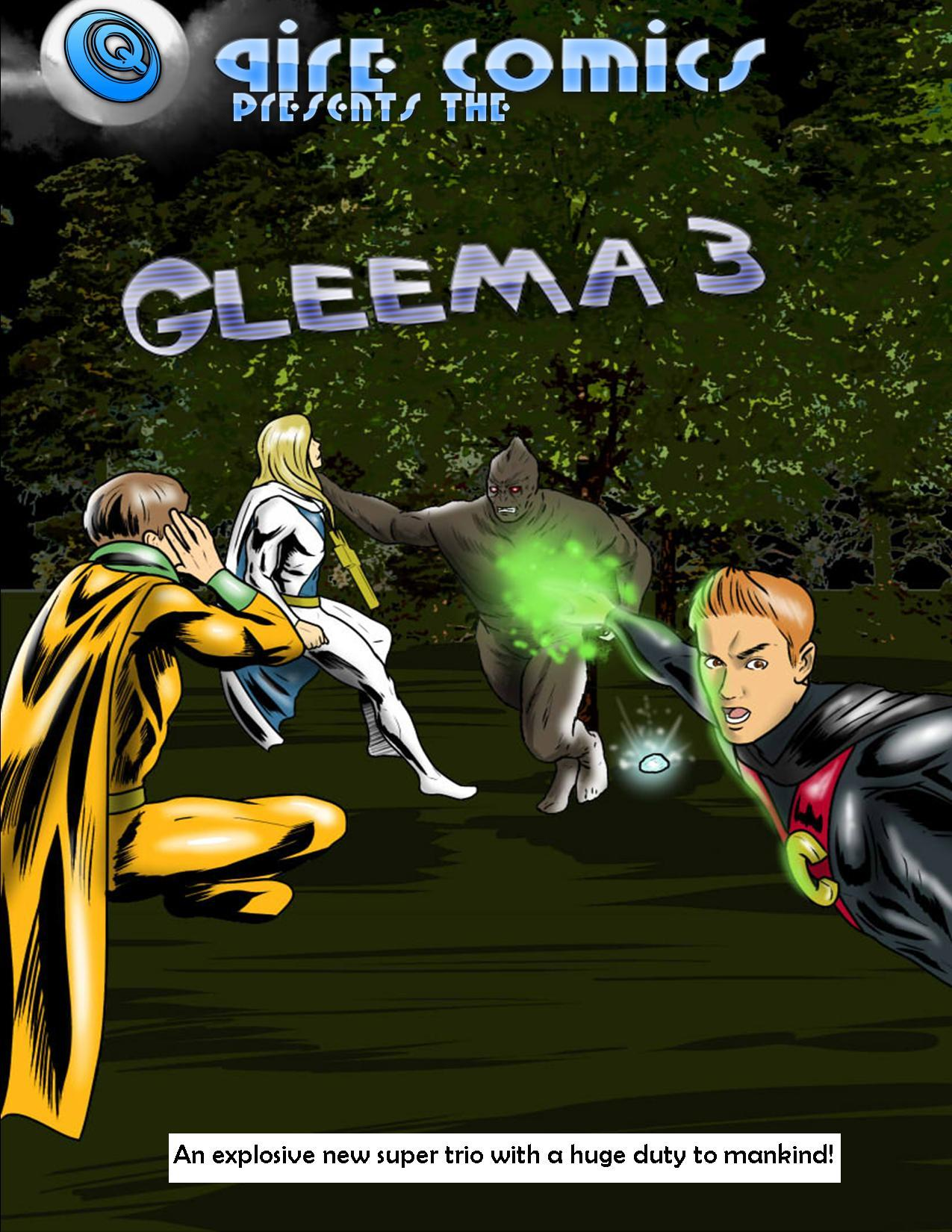 Gleema 3  by  Rod Martinez