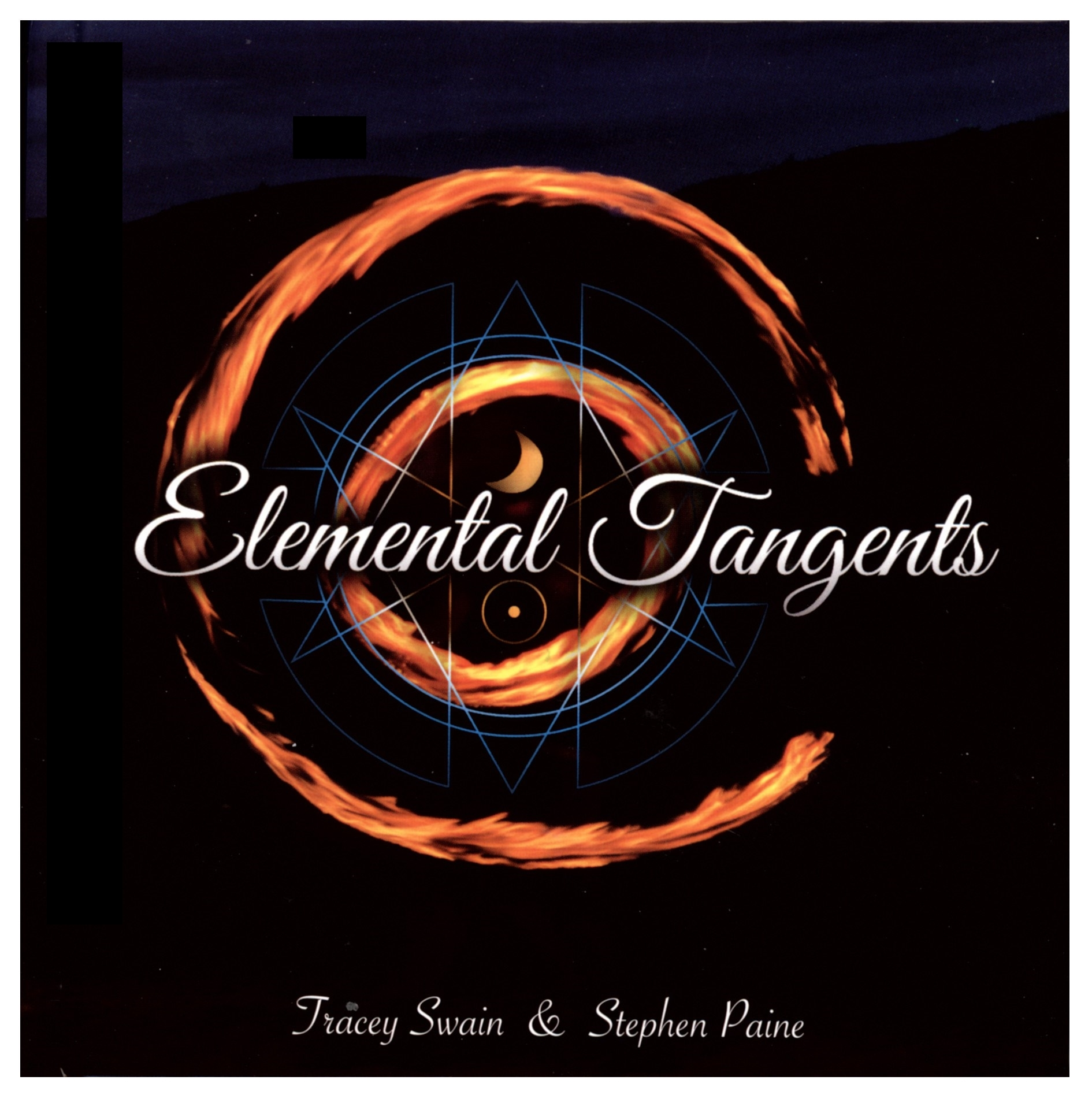 Elemental Tangents  by  Tracey Swain