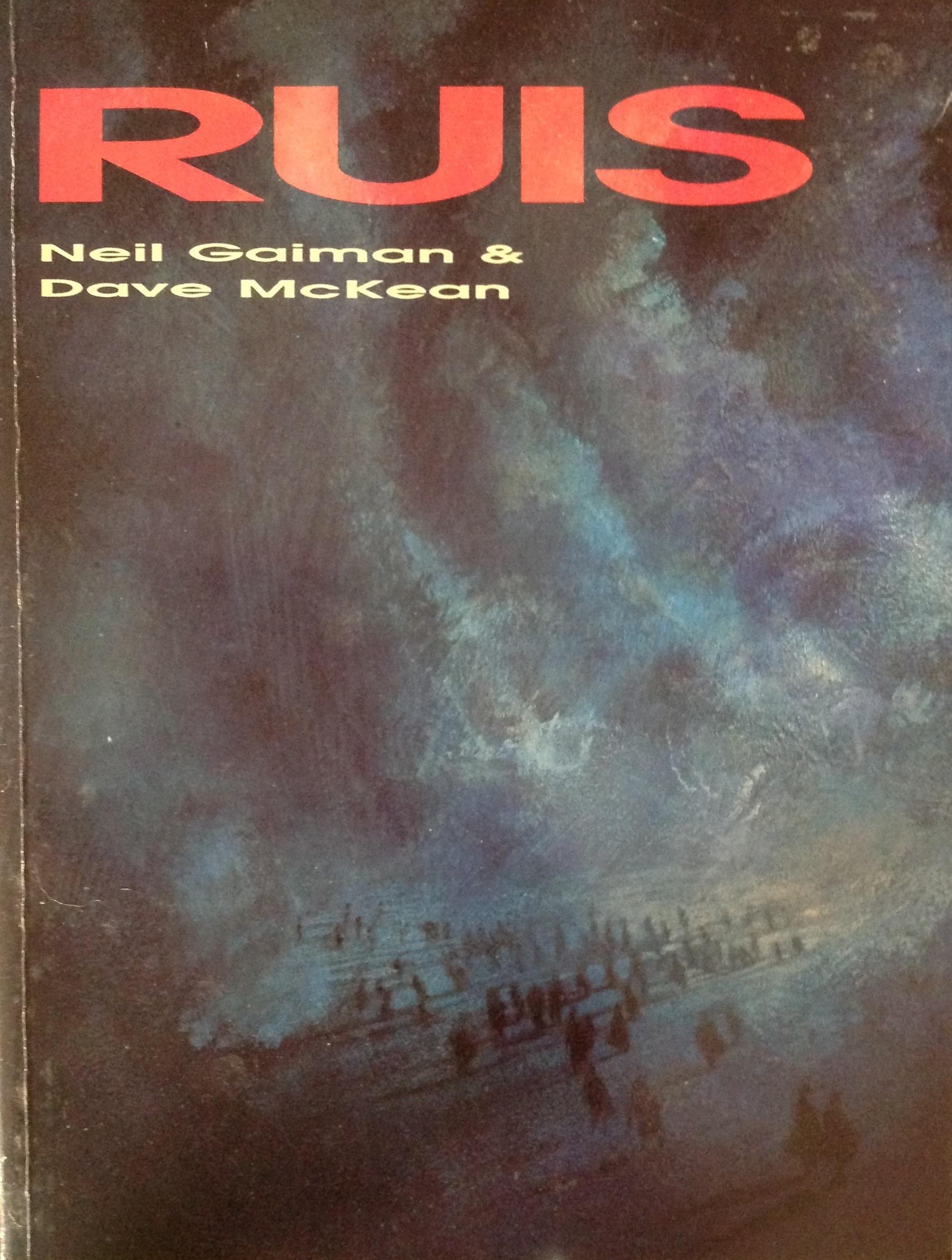 Ruis (Signal to Noise) Neil Gaiman