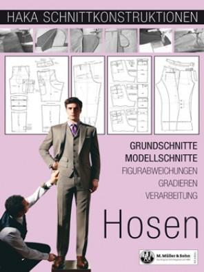 M. Müller & Sohn - HAKA Schnittkonstruktion Hosen M. Müller & Sohn