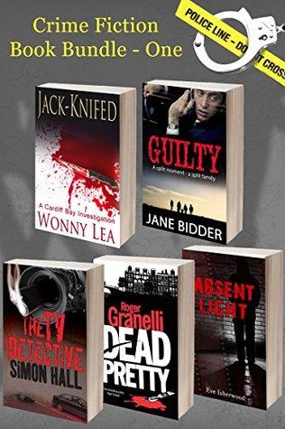 Crime Fiction Book Bundle Wonny Lea