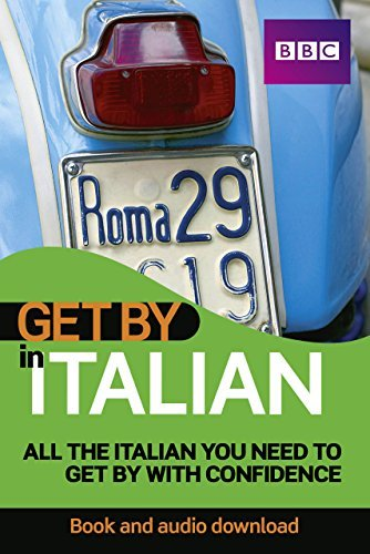 Get By in Italian eBook plus audio download Rossella Peressini