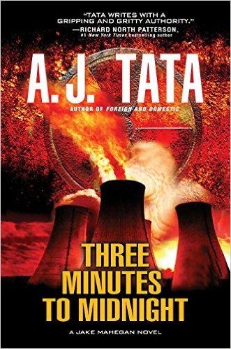 Three Minutes to Midnight (Captain Jake Mahegan #2)  by  A.J. Tata