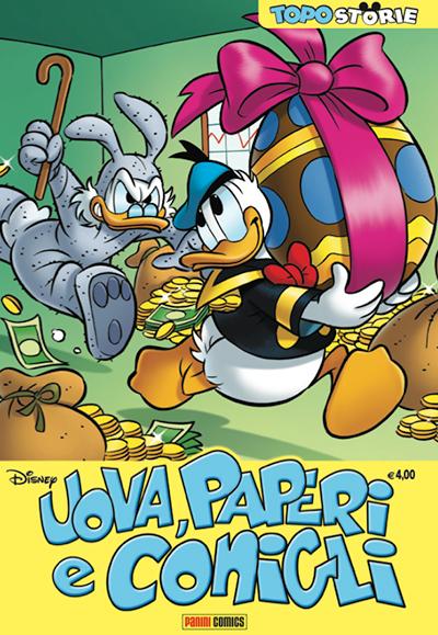 Topostorie n. 12: Uova, paperi e conigli  by  Walt Disney Company