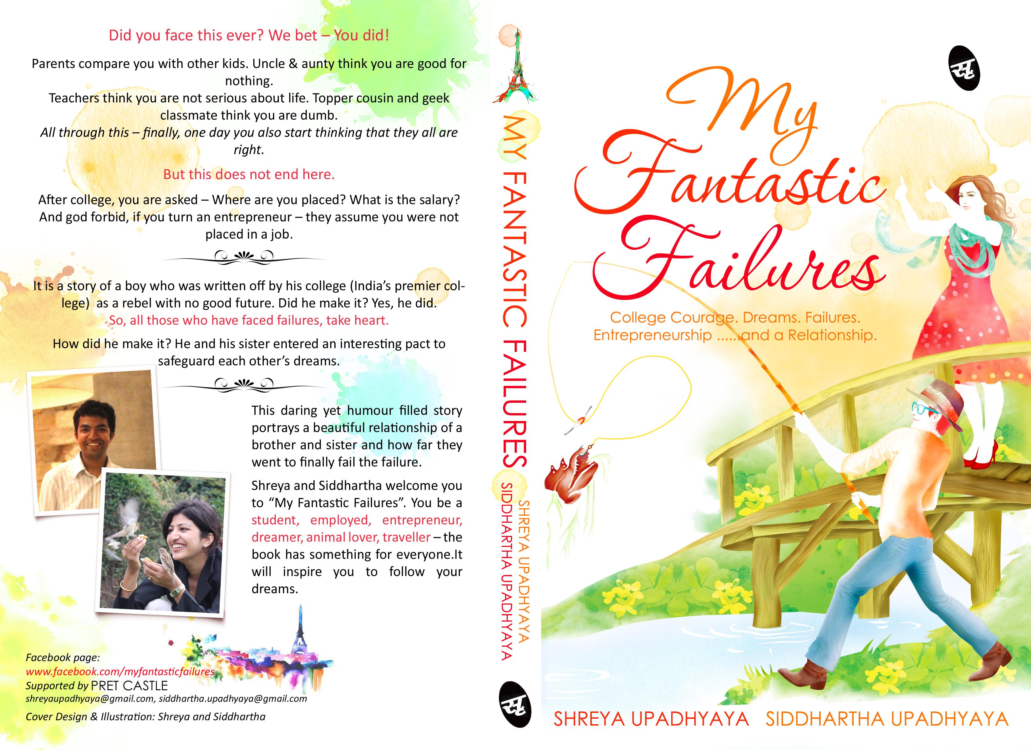 My Fantastic Failures Shreya Upadhyaya