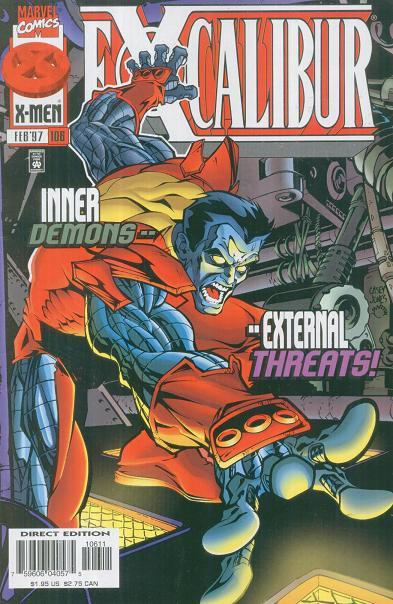 Excalibur Vol. 1 #106  by  Ben Raab