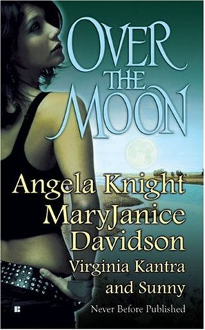 Over The Moon (Mageverse, #3.5) Angela Knight