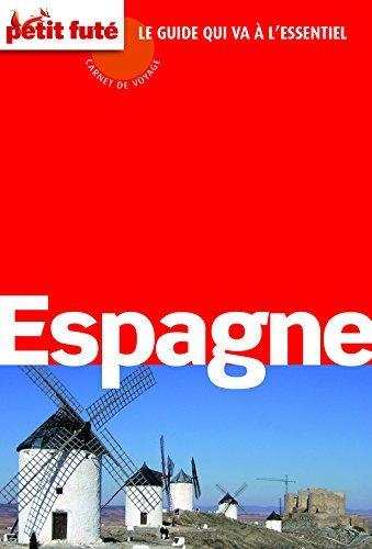 Espagne Carnet de voyage (avec cartes, photos + avis des lecteurs) Collectif