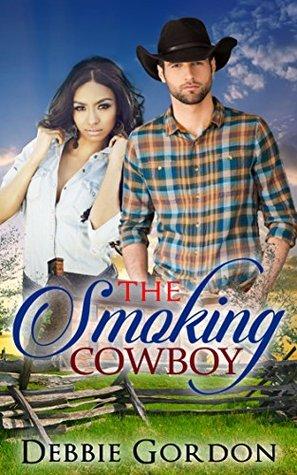 The Smoking Cowboy: A BWWM Billionaire Cowboy Western Romance  by  Debbie Gordon
