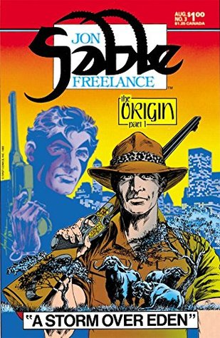 Jon Sable: Freelance #3  by  Mike Grell