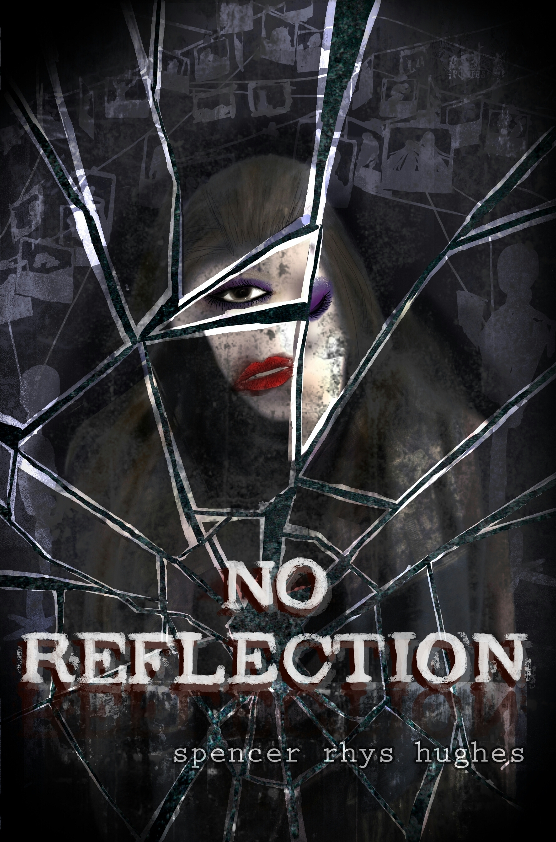 No Reflection  by  Spencer Hughes