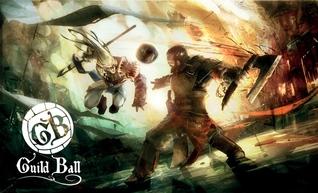 Guild Ball Rulebook: Season 1 Mat Hart
