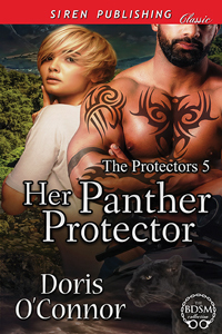 Her Panther Protector (The Protectors, #5) Doris OConnor