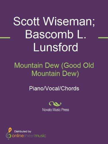Mountain Dew Bascomb L. Lunsford